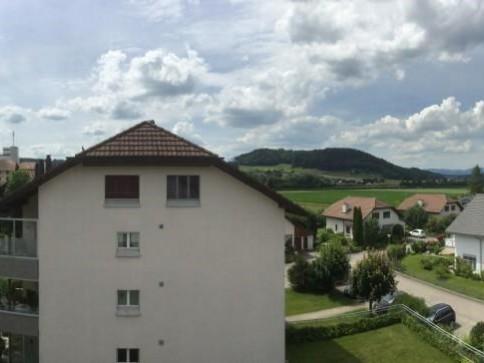 4.5-Zimmer-Dachwohnung mit Weitsicht