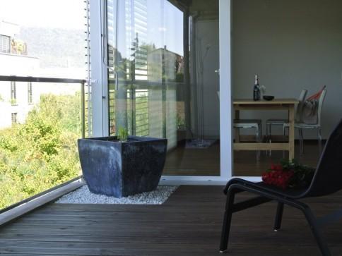 4.5-Zimmer-Eigentumswohnung mit gedecktem Balkon