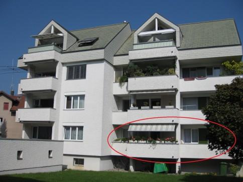 4.5-Zimmer Wohnung an zentraler Lage in Romanshorn zu vemieten