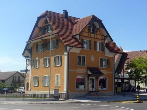4.5 Zimmer Wohnung im Zentrum von Fislisbach