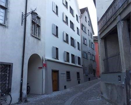 4-Zimmer-Maisonette-Dachwohnung an der Süsswinkelgasse 9 in Chur