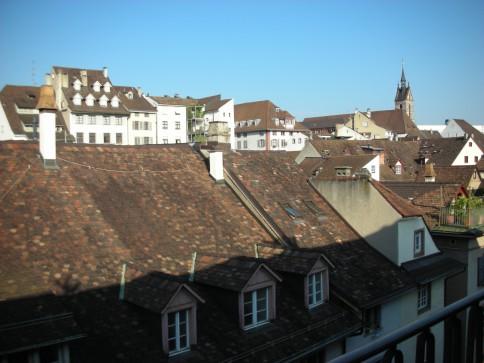 4 Zwhg., 110m2 mit kleinem Balkon im Herzen der Altstadt Basel