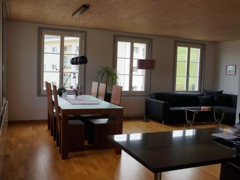 5 1/2 Zimmer - Wohnung