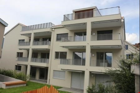 5.5-Zi-Whg. mit Terrasse und Garten