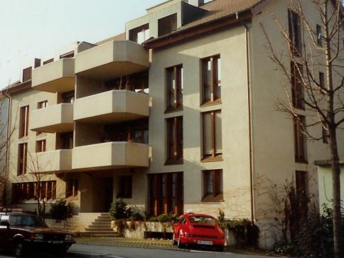 5.5 Zimmer Wohnung in Biel Nähe Stadtpark