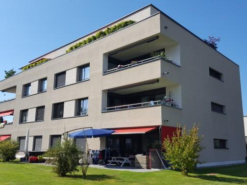 5.5-Zimmerwohnung an schöner, ruhiger und familiärer Lage
