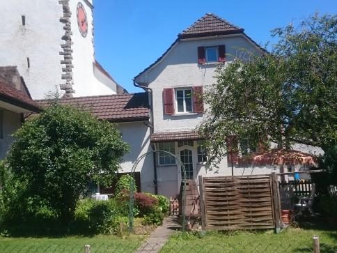 5-Zimmer Einfamilienhaus mit grossem Garten