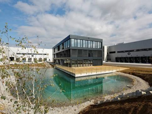 6 Monate mietfrei - Topmoderne Büroräumlichkeiten direkt an der A1!