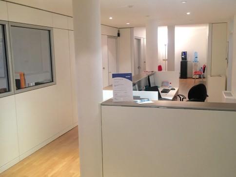 Affitto ufficio centro Lugano