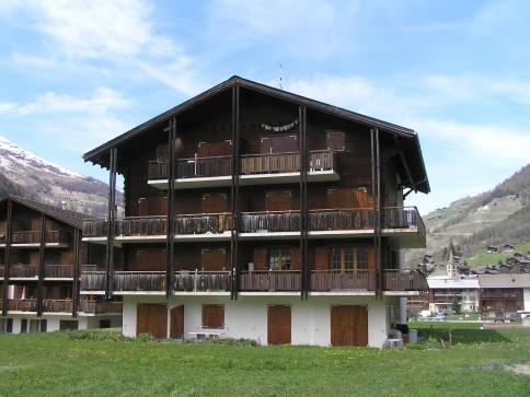 Appartement 3,5 pièces dans petite résidence - 60 m2 - Evolène