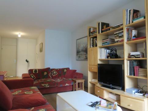 Appartement 4 pièces traversant, avec garage
