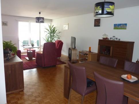 Appartement de 3,5 pièce en attique
