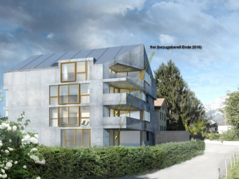 Attraktive 4.5-Zimmerwohnung - Neubau