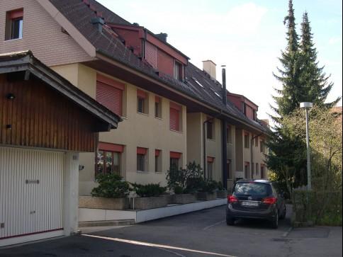 Attraktive 4.5-Zimmerwohnung mit AE-Platz an zentraler Lage in Thun