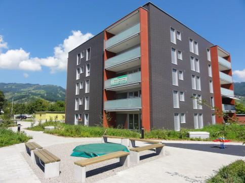 Attraktive Mietangebote Neubauwohnungen Überbauung Feldwiesen