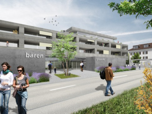 BÄRENSTARKE ERSTVERMIETUNG - Neubauwohnungen in der Bärenmatte Seengen