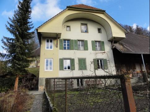Bauernhaus als Renovationsobjekt