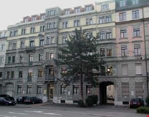 Beim HB Zürich repräsentatives Büro im Gessnerschloss