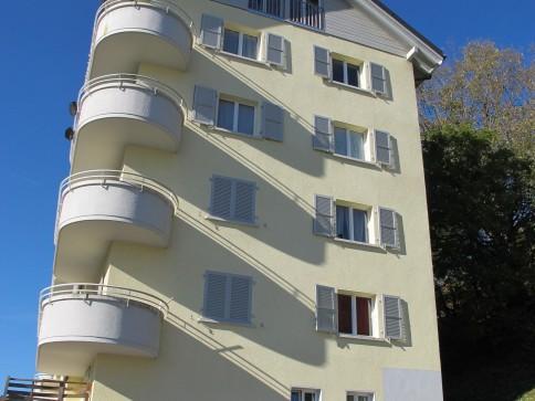 Bel appartement complétement rénové avec grand balcon