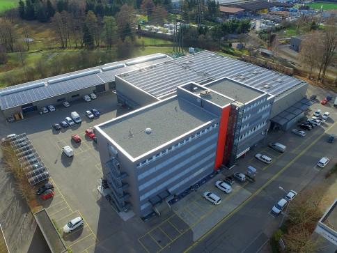 Bis 350m2 attraktive Bürofläche im 1. OG (auch Teilflächen möglich)