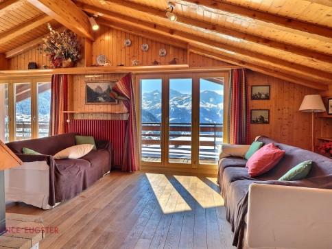 Boucanier 601 - magnifique appartement en duplex proche de Savoleyres