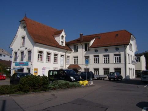 Büro- / Gewerbelokal (165 m2), mitten im Zentrum von Reinach AG
