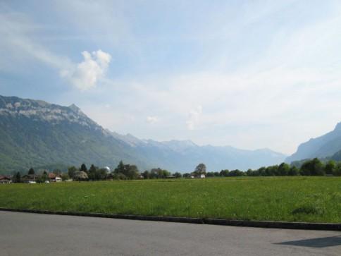 Büro- und Gewerberäume mit Sicht auf die Berge