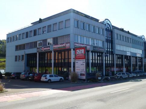 Büro im Attikageschoss mit Top-Aussicht