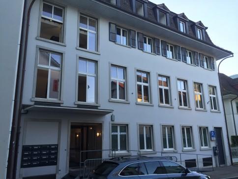 Büro/Therapieräume / 140 m2 / Solothurn - Rossmarktplatz / ab 1.02.17