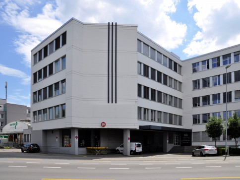 Büroflächen an zentraler Lage in Kloten