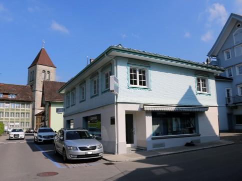 Büroräumlichkeiten im Zentrum von Appenzell zu vermieten!