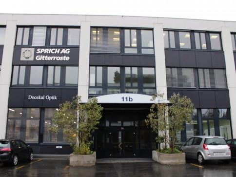 Büroräumlichkeiten mit gemeinsamer Infrastruktur