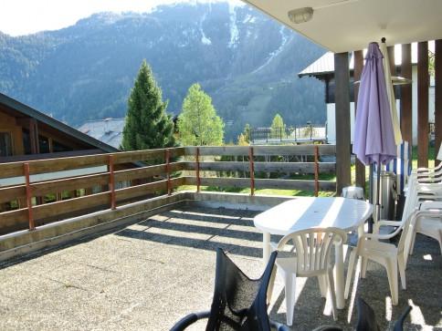 Charmant appartement de 3.5 pièces avec terrasse plein sud