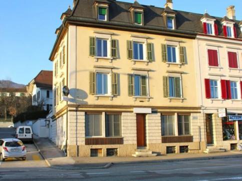 Delémont - Appartement 4,5 pièces