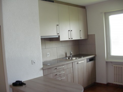 Einfamilienhausquartier - sehr ruhige Lage, in 4-Fa.-Haus