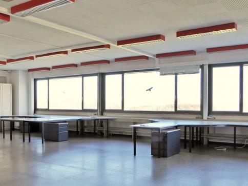 Einzelarbeitsplatz im Büro zu vermieten