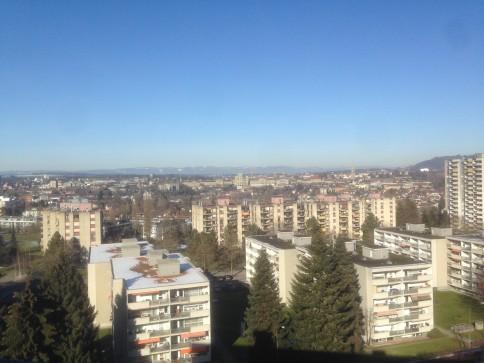 Einzigartige Aussicht über Bern