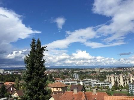 Erstvermietung - 3 1/2-ZW mit wunderschöner Aussicht über Bern