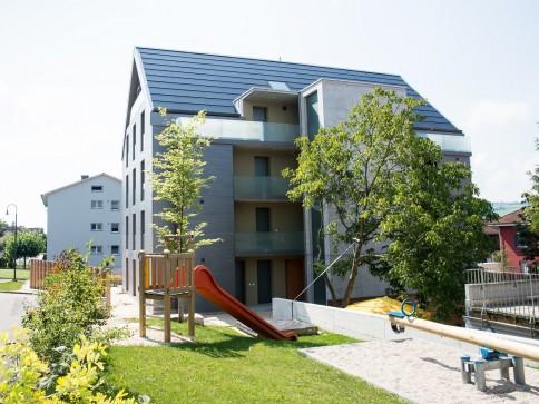 Erstvermietung 4-Zimmerwohnung (103 m2) im schönen Seetal