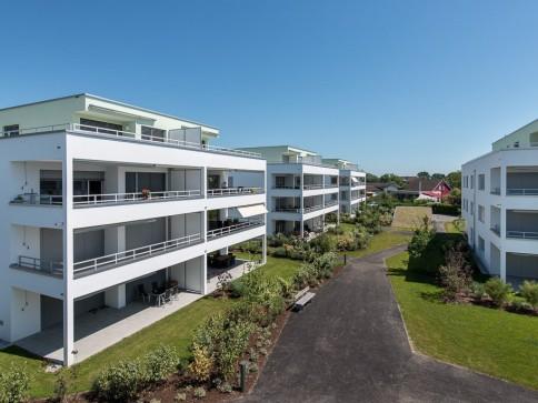Erstvermietung: Attikawohnung mit 94m2 Terrasse