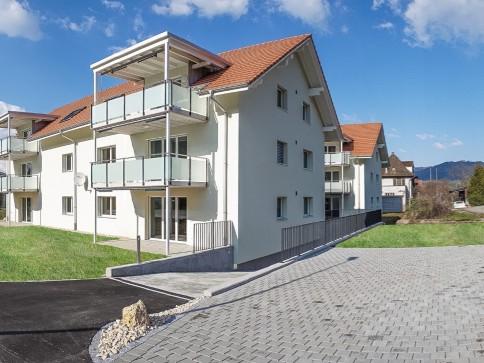 ERSTVERMIETUNG: Neue Wohnungen Nähe Bahnhof