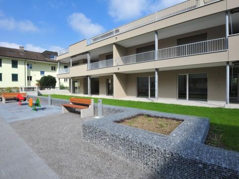 ERSTVERMIETUNG von 4.5 Zi.-Wohnungen im EG