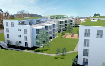 Erstvermietung von 4.5-Zimmer Wohnungen in Menziken