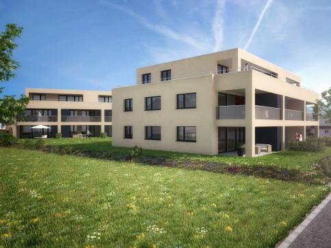 Erstvermietung WIESE - die letzte 2.5 Zimmer-Attika-Wohnung