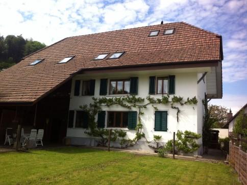 exklusive Dach-Loft-Wohnung im Landhaus in Schafisheim