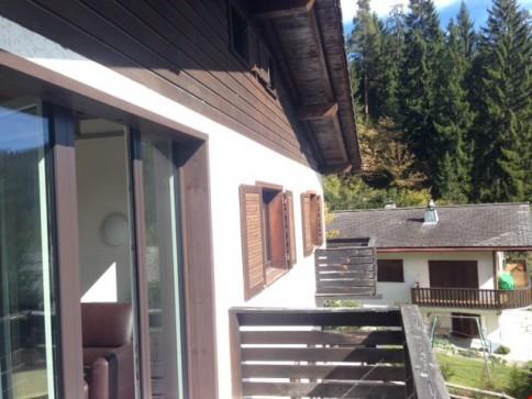 Exklusive Ferienwohnung mit Bergpanorama
