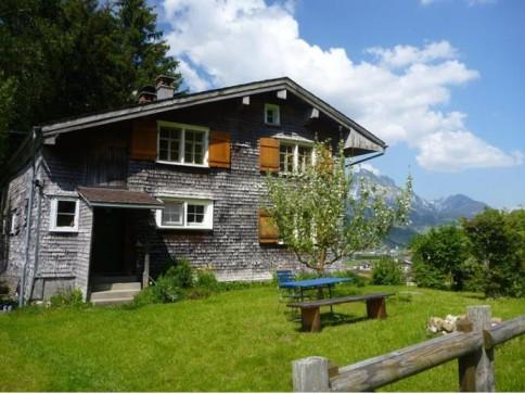 Ferienhaus im Obertoggenburg