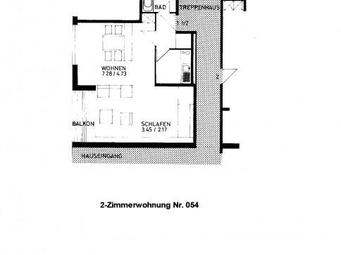 Gemütliche Wohnung im St. Johannquartier