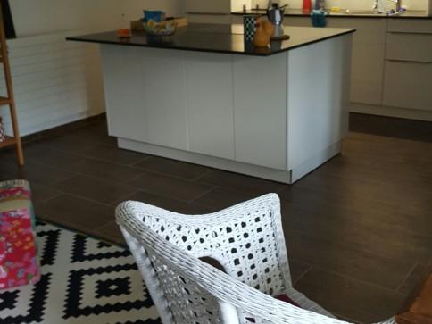 Gemütliche Wohnung mit grossem Gartensitzplatz