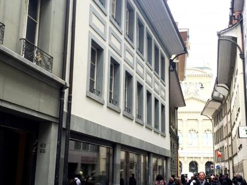 Geschäftsräume im Herzen von Bern